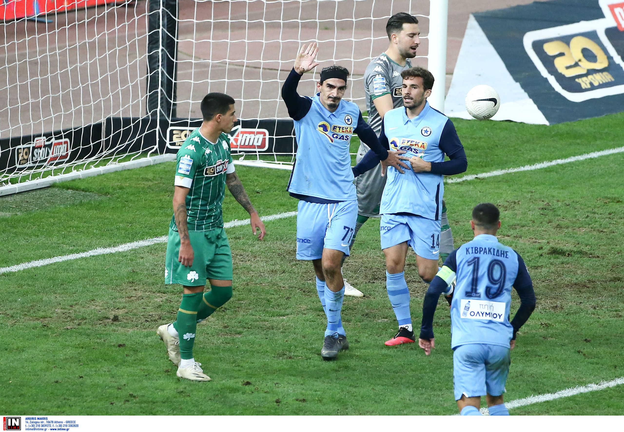 Παναθηναϊκός: Δεν πανηγύρισε το γκολ στο ΟΑΚΑ ο Χριστοδουλόπουλος! video