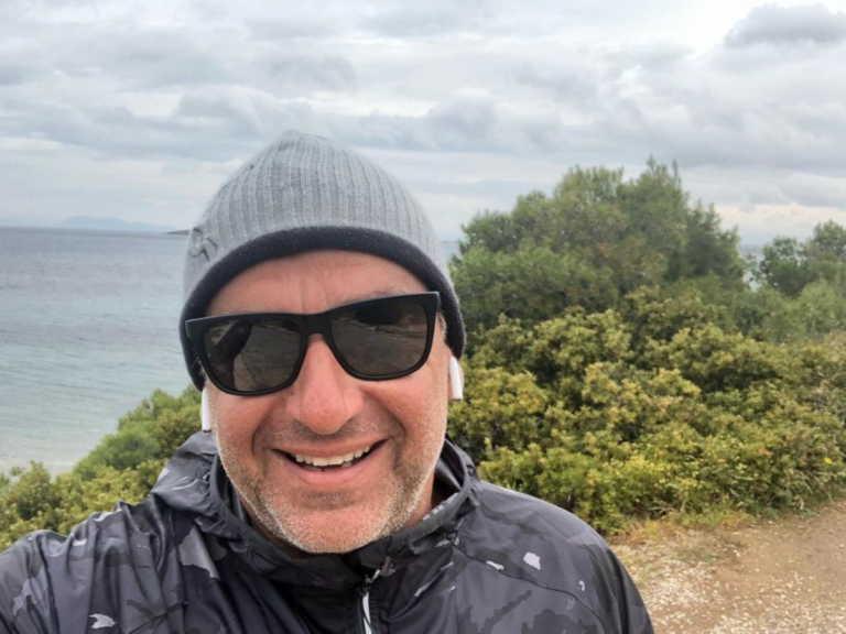 Ο Γιώργος Λιάγκας δημοσίευσε φωτογραφία του με μαγιό, μετά την απώλεια πολλών κιλών! – Δείτε τη νέα εικόνα του!