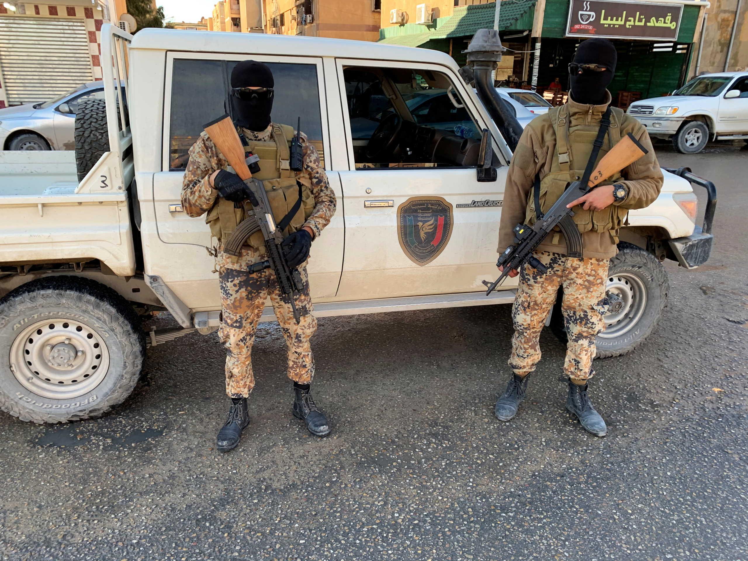 Καταγγελία ΟΗΕ για Λιβύη