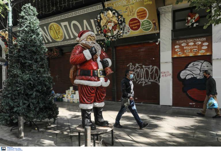 """Κορονοϊός: Γρίφος η άρση του lockdown – Τα """"όχι"""" των ειδικών και το σχέδιο για τα Χριστούγεννα"""