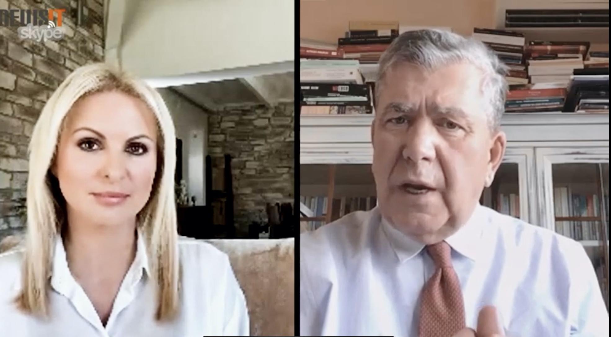 Μητρόπουλος στο newsit.gr: Ο κορονοϊός αλλάζει τα πάντα στα εργασιακά – Όλα όσα πρέπει να ξέρουν οι εργαζόμενοι