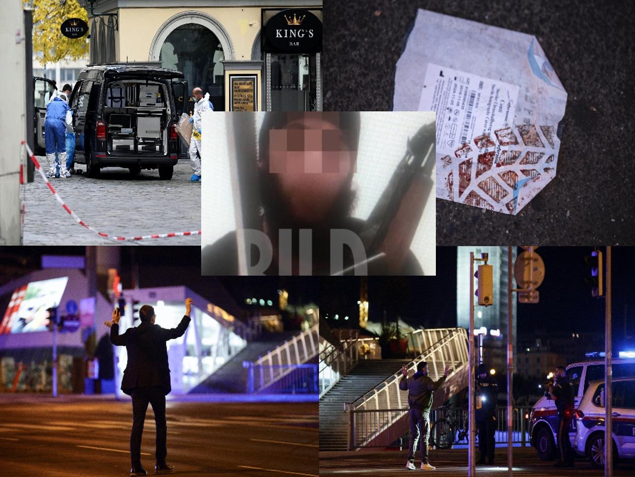 Βιέννη τρομοκρατική επίθεση