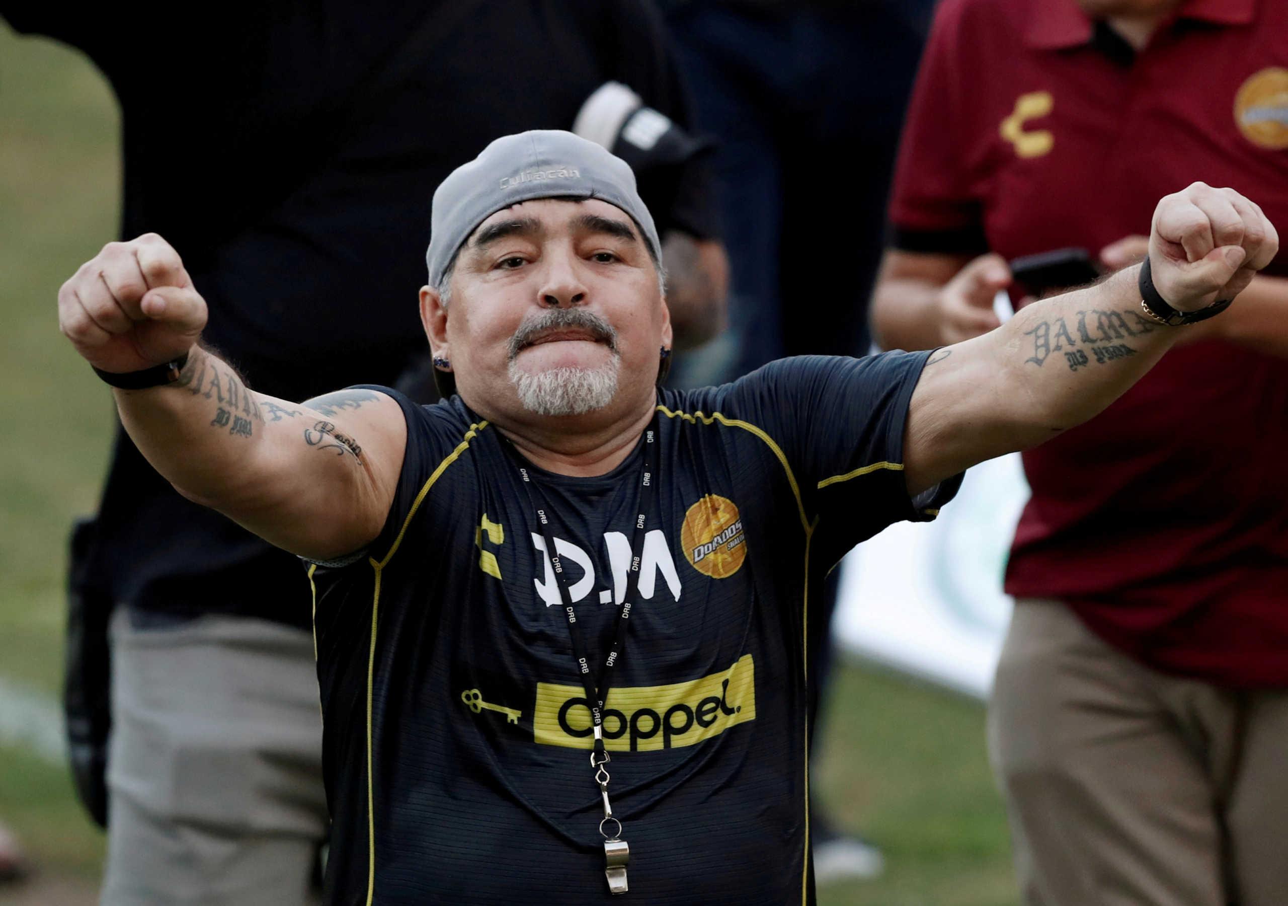 Σοκαριστική δήλωση για Ντιέγκο Μαραντόνα: «Τον σκότωσαν»