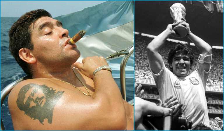 """Ντιέγκο Μαραντόνα: """"Έφυγε"""" αλλά θα μείνει αθάνατος ο αιρετικός """"ιεροκήρυκας"""" της μπάλας"""