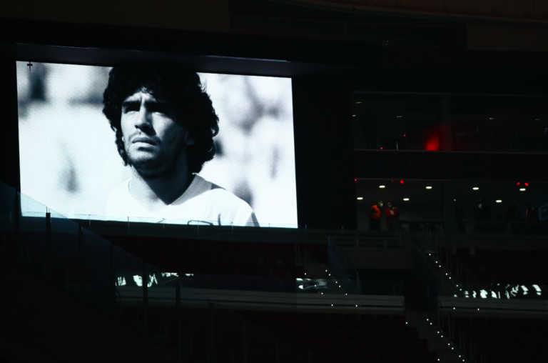 Ντιέγκο Μαραντόνα: Οι τελευταίες του στιγμές (pic)