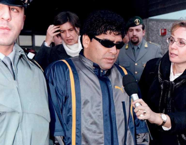 Ντιέγκο Μαραντόνα: Η Μαφία, ο μοιραίος αγώνας και η κληρονομιά της Καμόρα