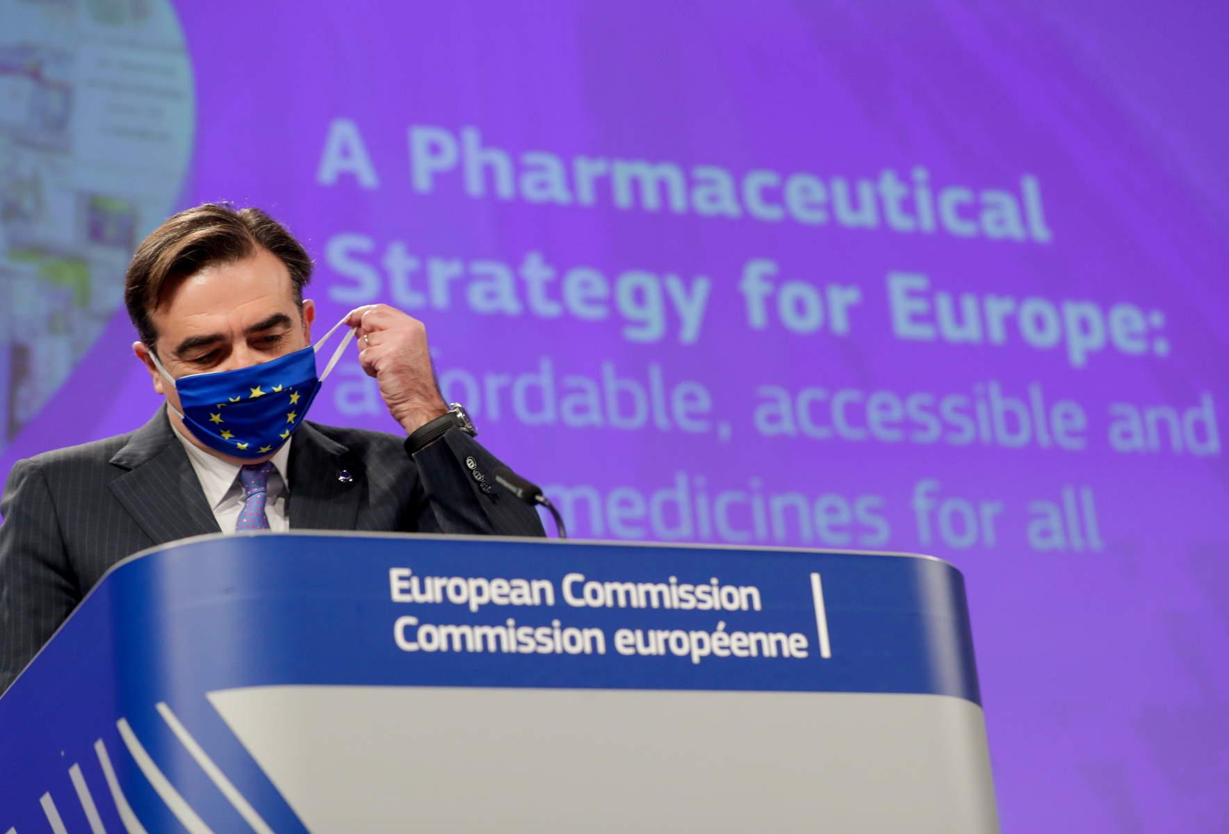 Σχοινάς: Ζωτικής σημασίας για την υγεία και την ευημερία των Ευρωπαίων πολιτών τα εμβόλια