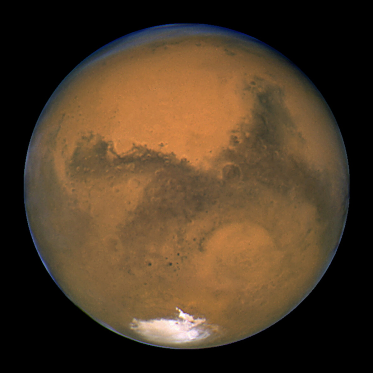 Ενδείξεις για πρόσφατη έκρηξη ηφαιστείου στον Άρη – Τι υποστηρίζουν Aμερικανοί επιστήμονες (pics)
