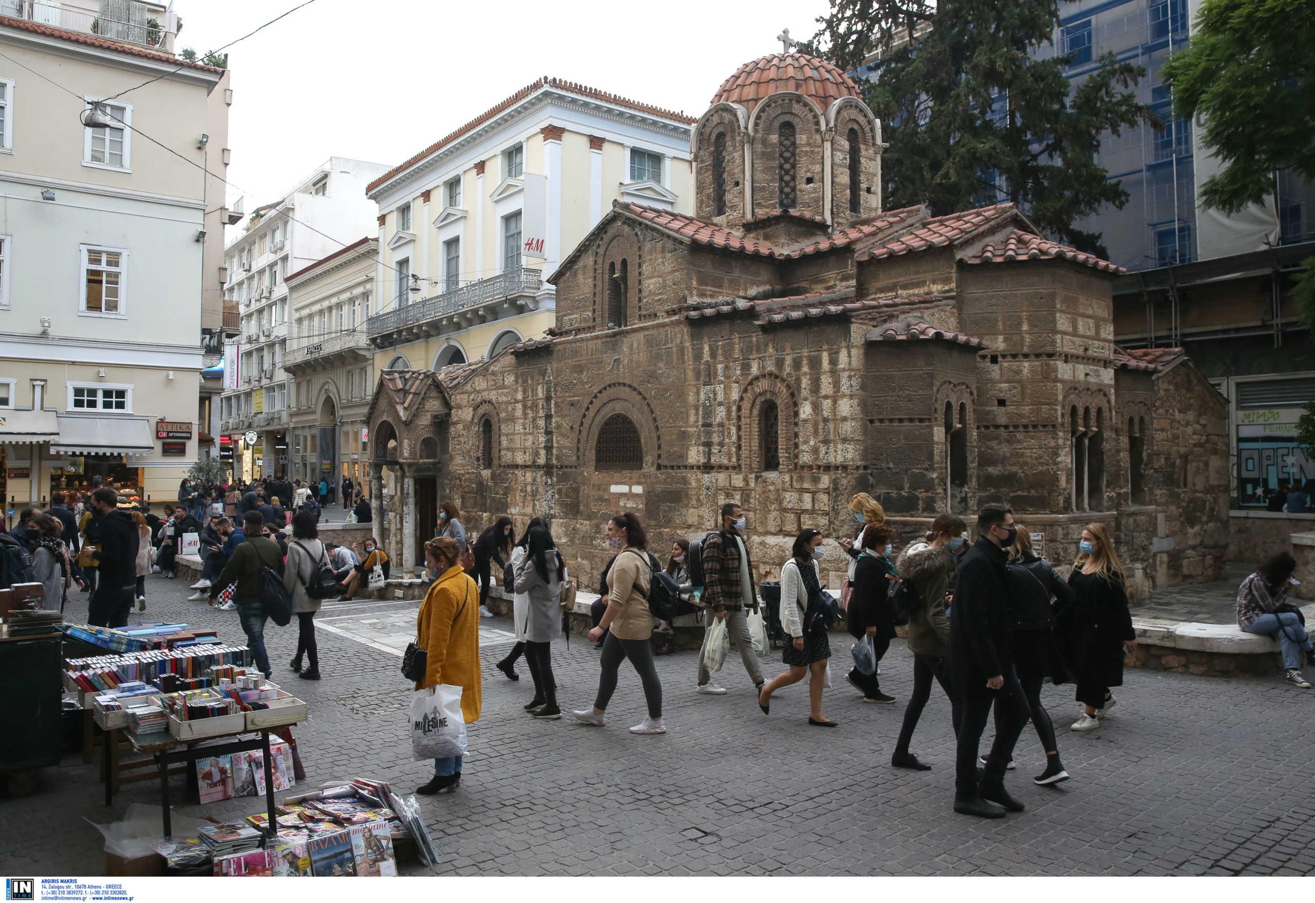 Κορονοϊός: 231 κρούσματα στην Αττική – 125 στη Θεσσαλονίκη – Ο χάρτης της διασποράς ανά την Ελλάδα