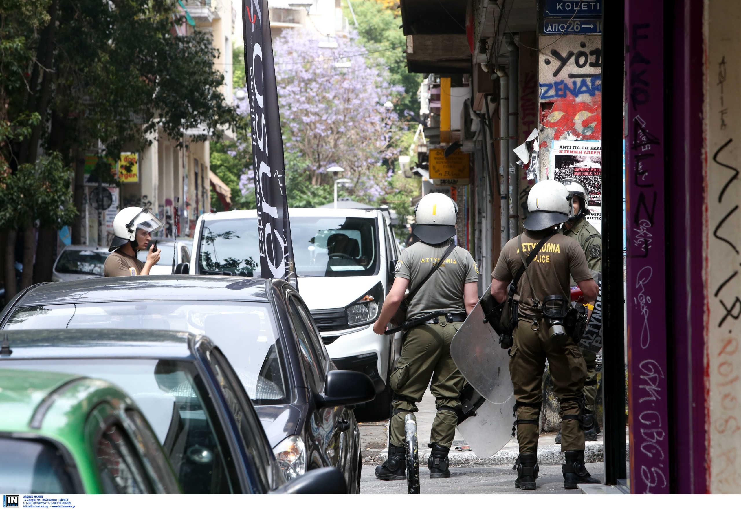 Καταγγελίες για τραυματισμό 5χρονου από αστυνομικούς στο Γαλάτσι