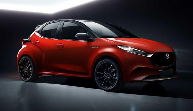 Το επόμενο Mazda2 θα βασίζεται στο Toyota Yaris!