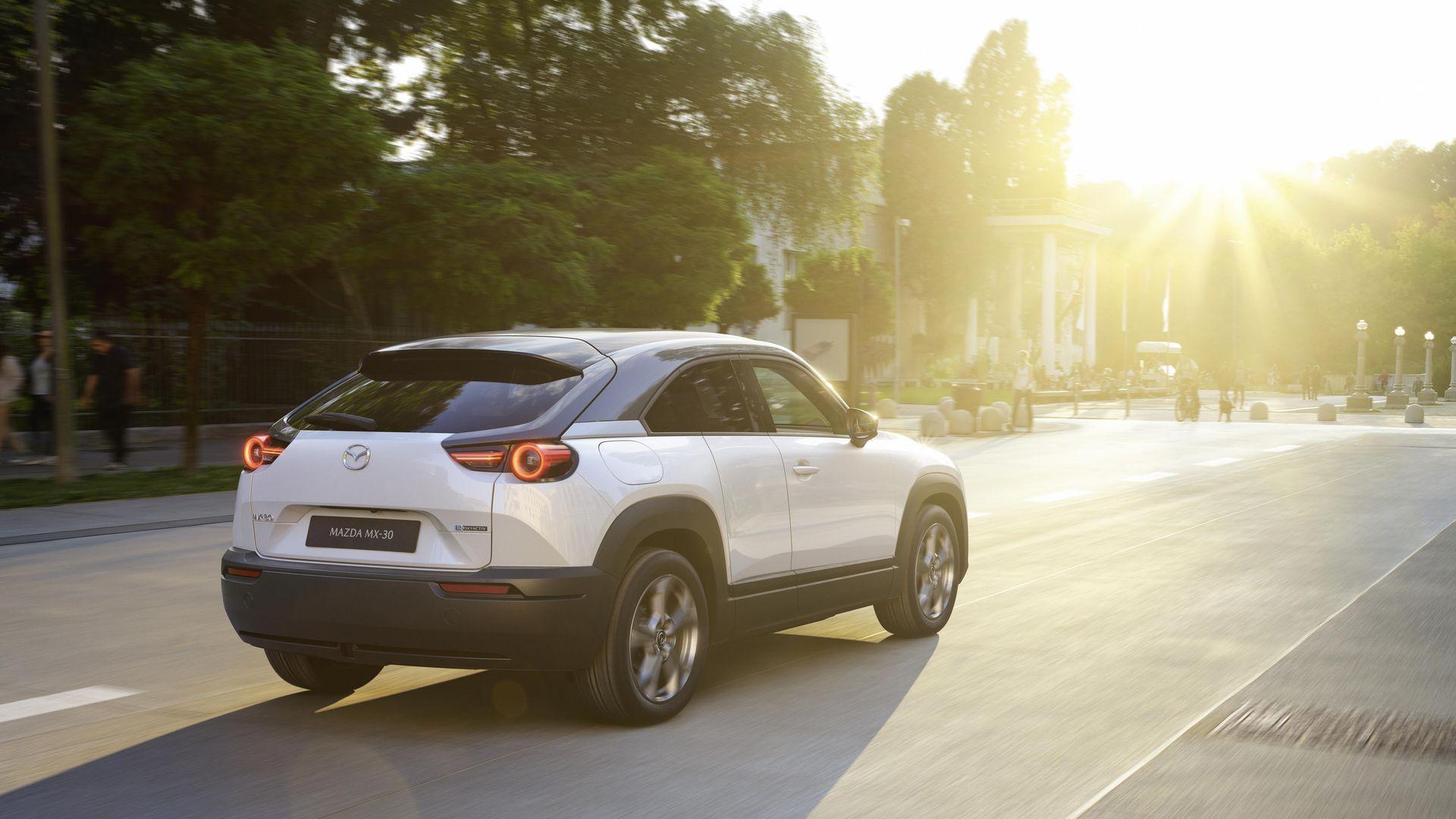Σε άνοδο οι πωλήσεις της Mazda, παρά τα lockdown