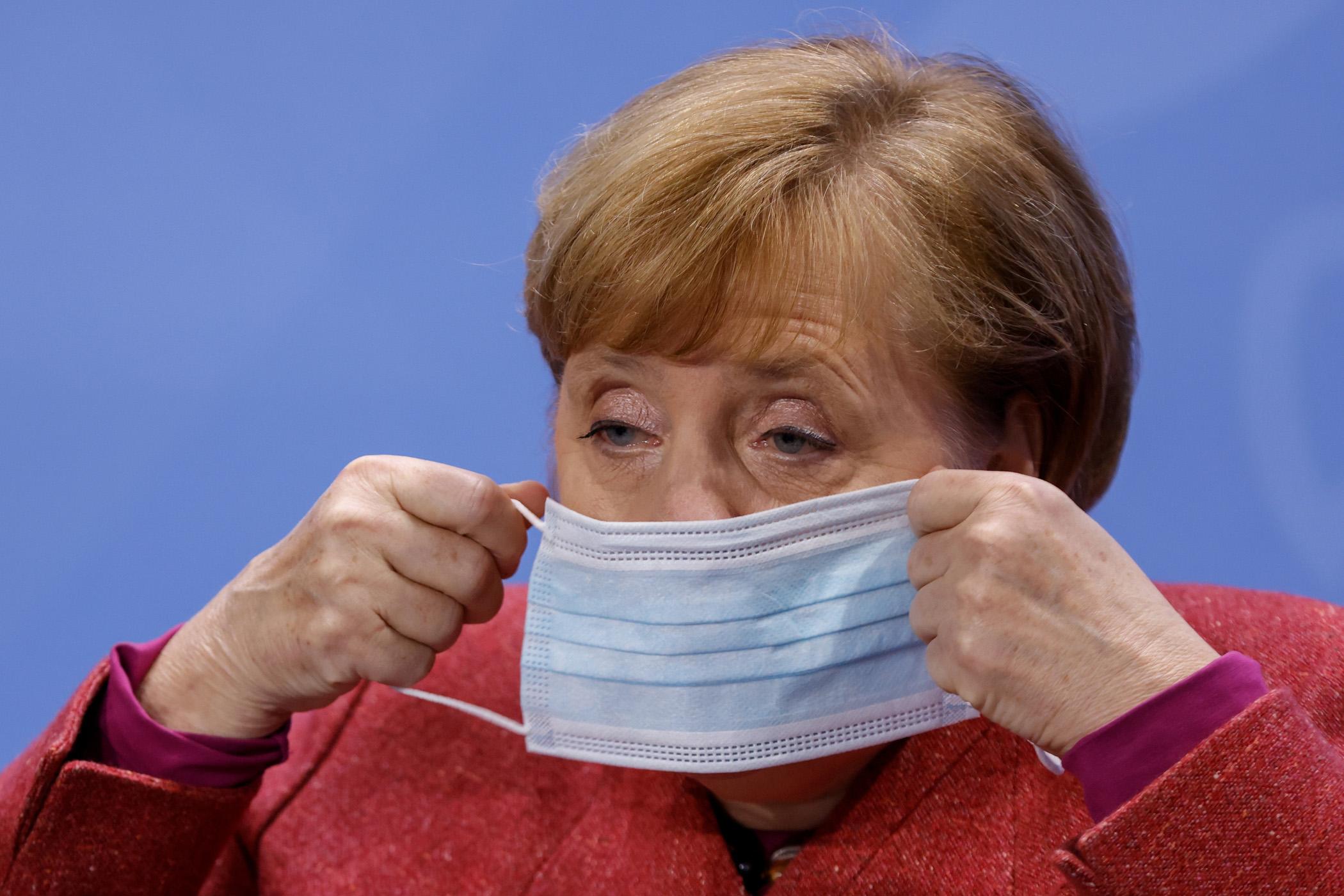 Μέρκελ Γερμανία