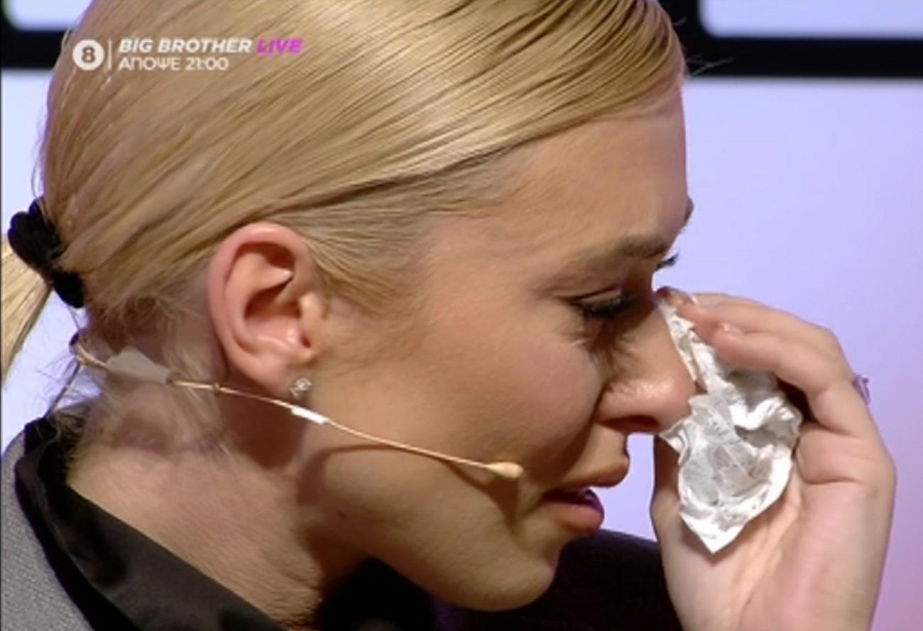 """""""Λύγισε"""" η Μικαέλα στο My Style Rocks – Δεν μπορούσε να συγκρατήσει τα δάκρυά της"""