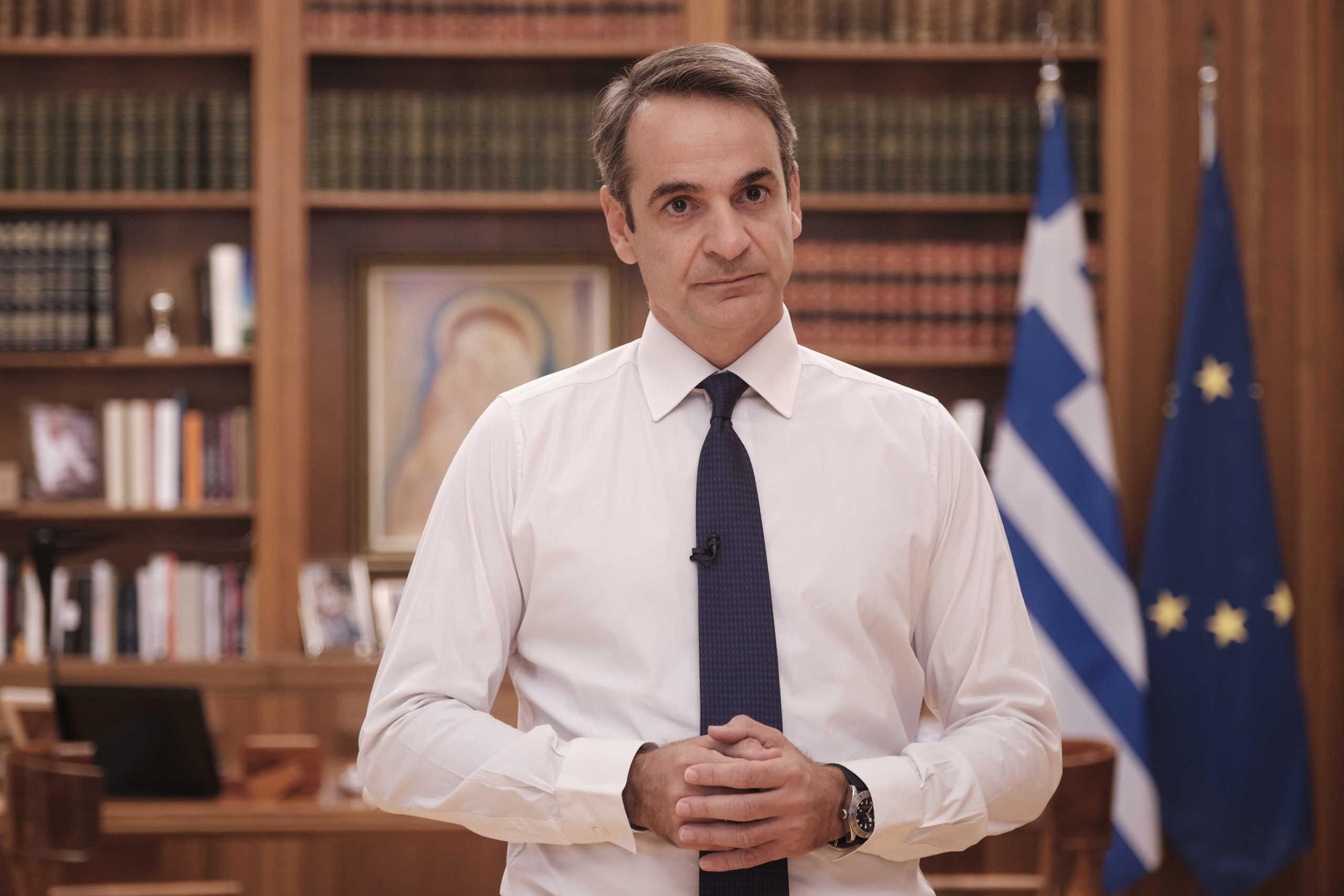 Μητσοτάκης Πέτσας