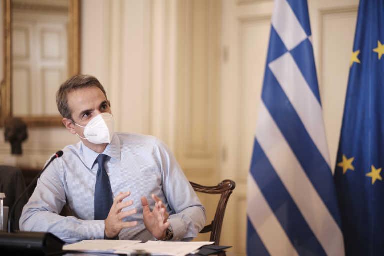 Μητσοτάκης για το ελληνικό rapid test: Τα πνευματικά δικαιώματα ανήκουν στο δημόσιο
