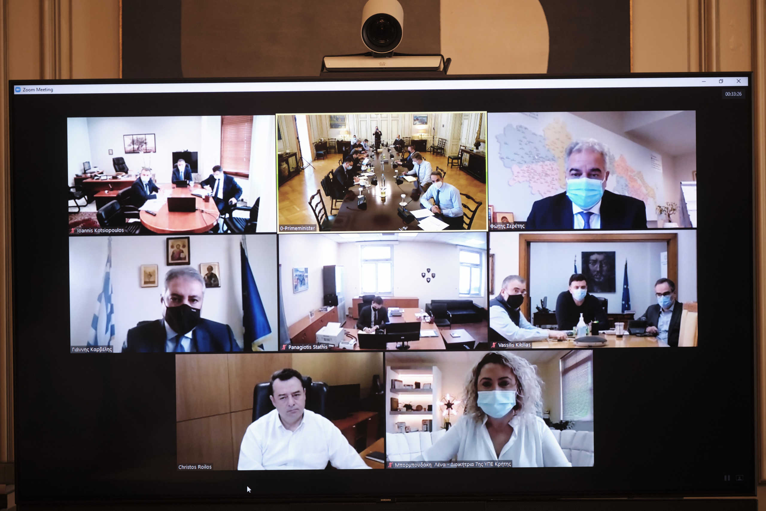Μητσοτάκης: Αορίστου χρόνου όλοι οι γιατροί σε ΜΕΘ – Τι είπε για το lockdown