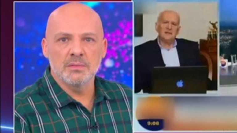 """Νίκος Μουτσινάς: Απάντησε στην """"οργή"""" του Γιώργου Παπαδάκη με μια υπόσχεσή"""
