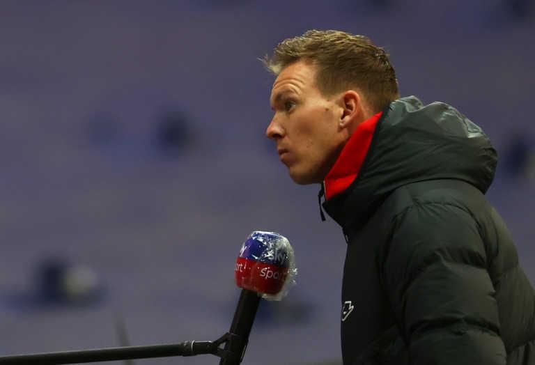 """Champions League: Έξαλλος ο Νάγκελσμαν – """"Ανέκδοτο το πέναλτι, ο VAR κοιτούσε άλλο ματς"""""""