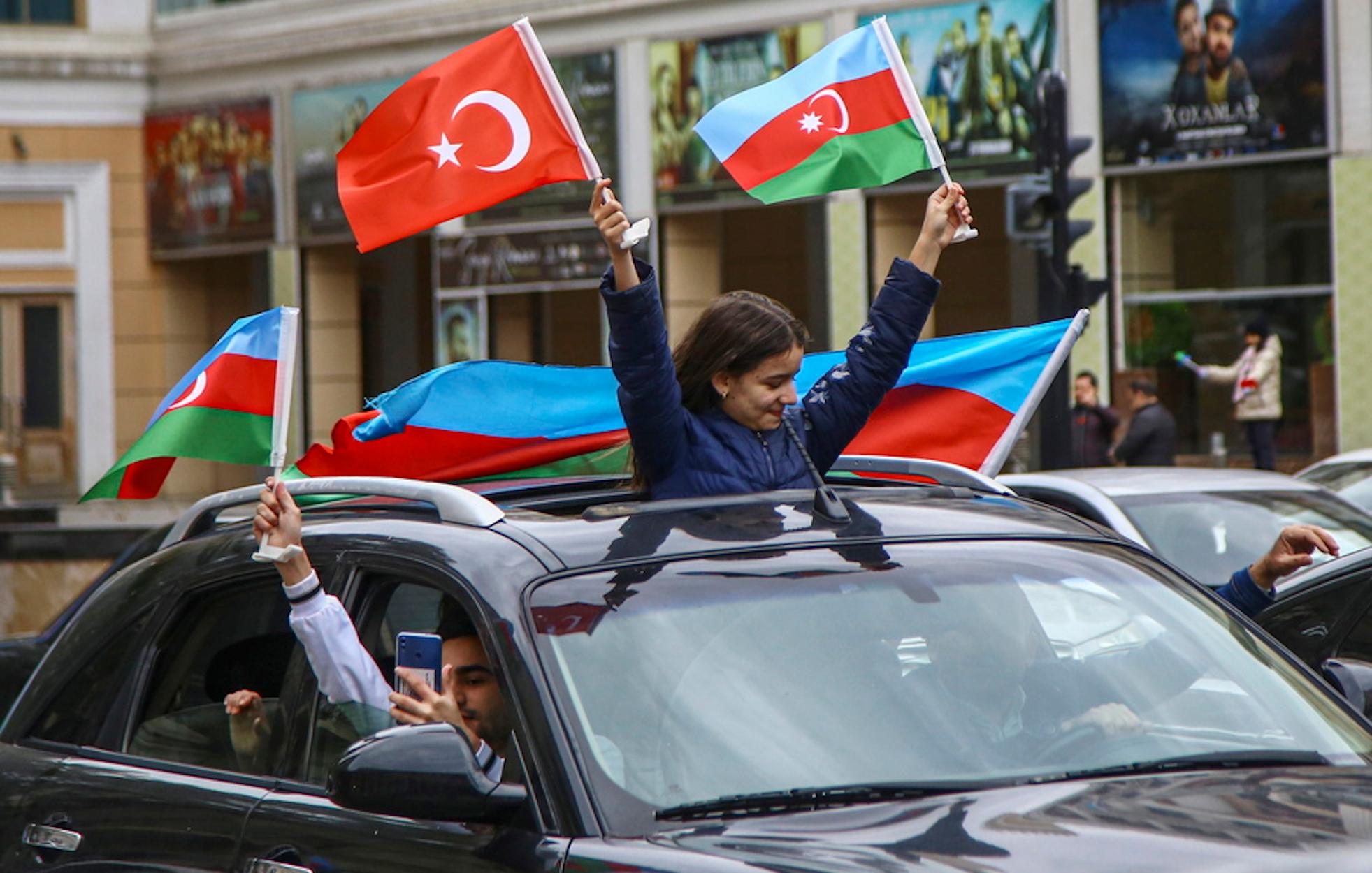 Αζερμπαιτζάν Αρμενία