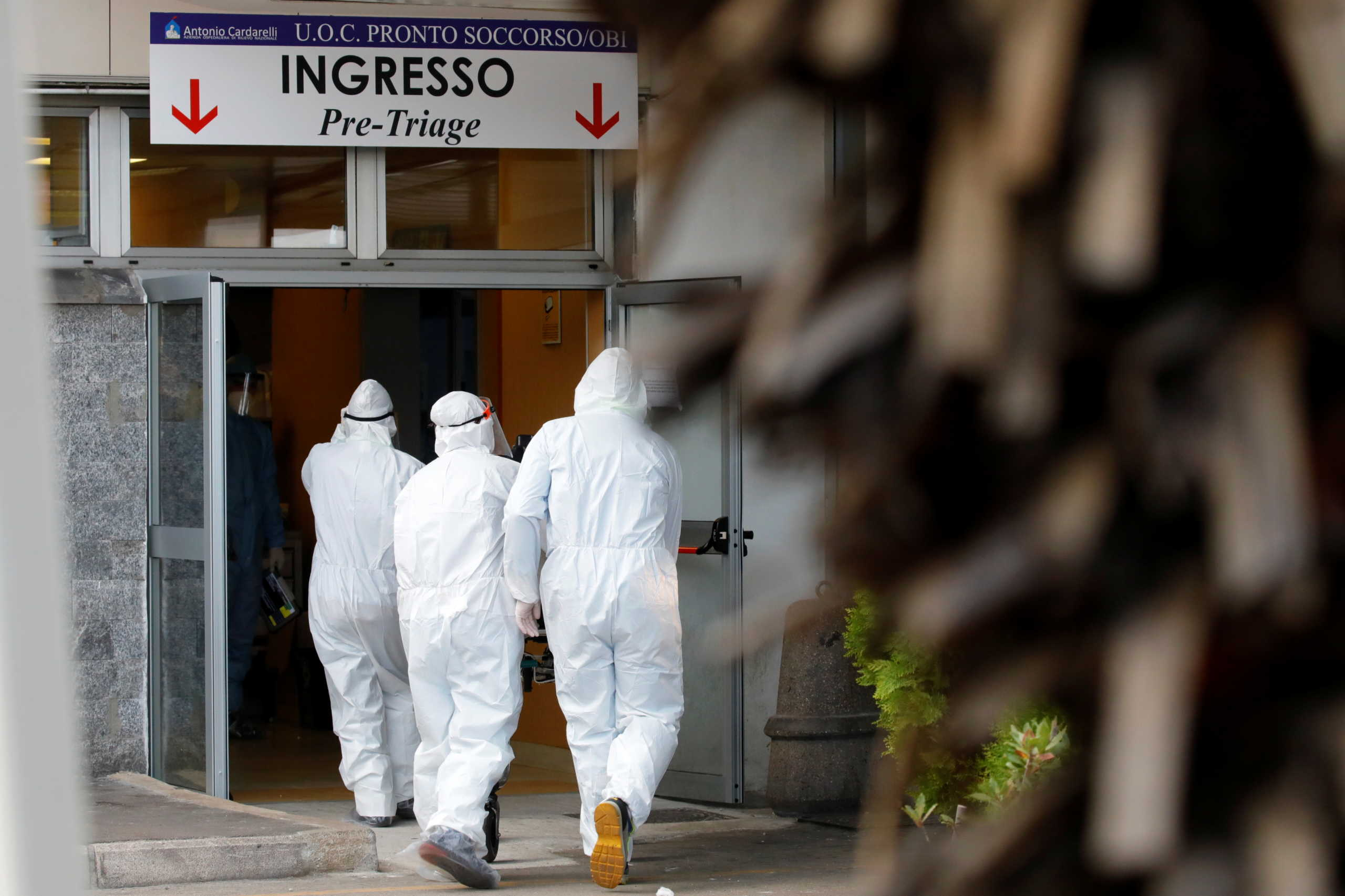 Ιταλία – Κορονοϊός: 12.532 νέα κρούσματα και 448 θάνατοι το τελευταίο 24ωρο