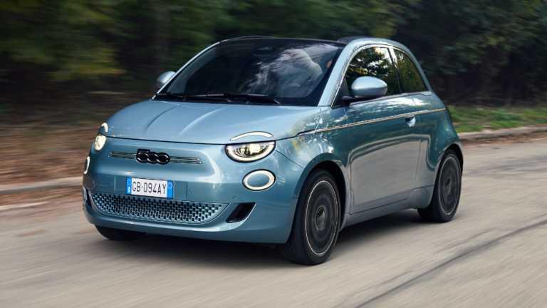 Με τι τιμή ήρθε στην Ελλάδα το ηλεκτρικό FIAT 500e; [pics]