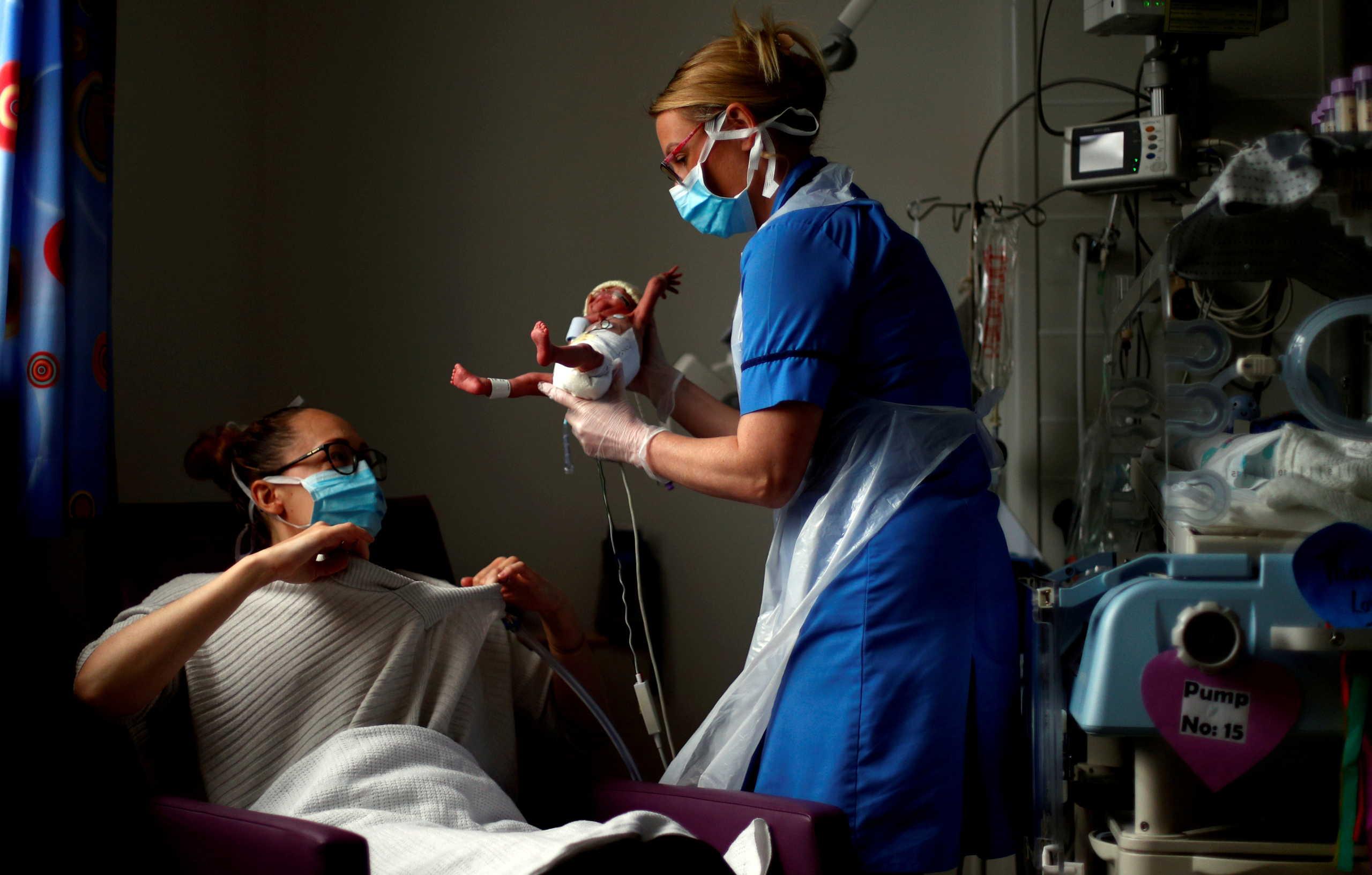 Αυξημένος ο κίνδυνος νοσηλείας για παιδιά που έχουν γεννηθεί με καισαρική