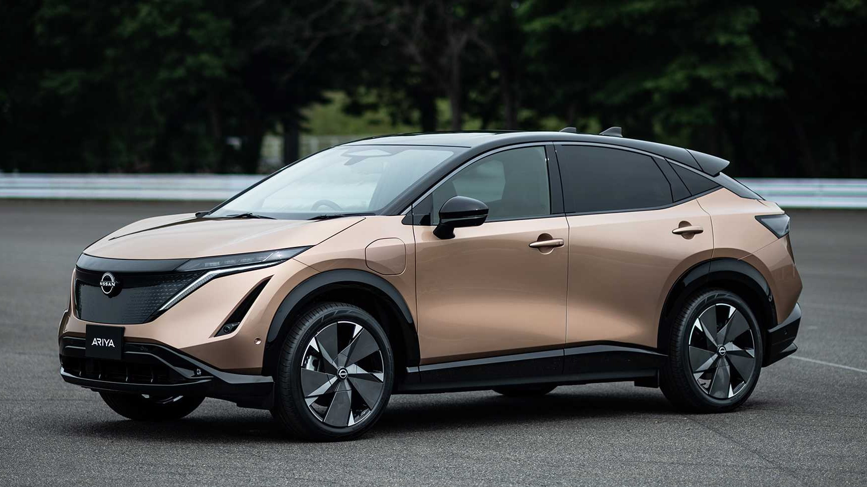Nissan Ariya: Το ηλεκτρικό SUV φτάνει στην Ευρώπη