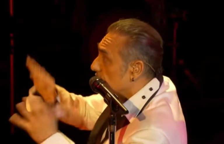 Συνελήφθη ο τραγουδιστής Νότης Σφακιανάκης!