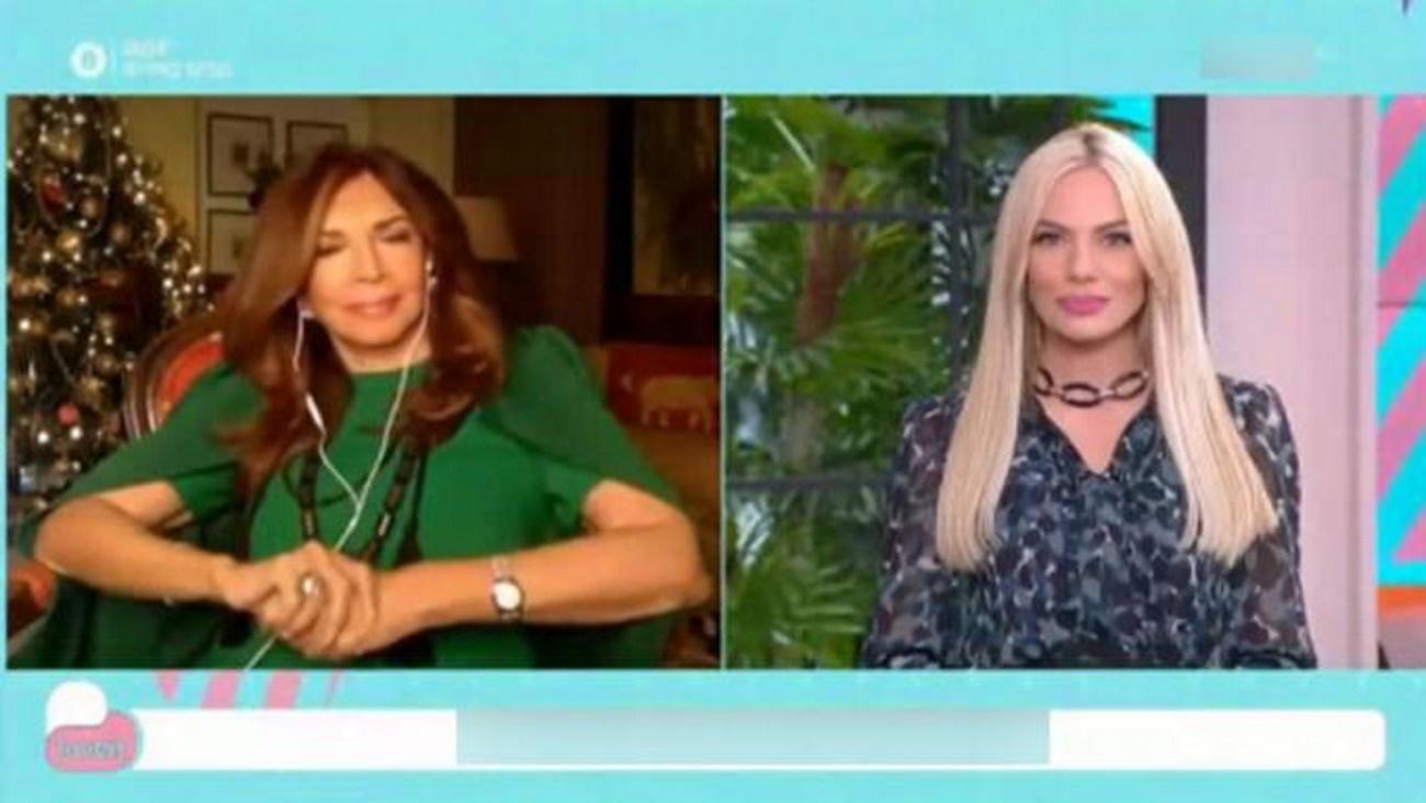 Το on air παράπονο της Μιμής Ντενίση και η απάντηση της Ιωάννας Μαλέσκου