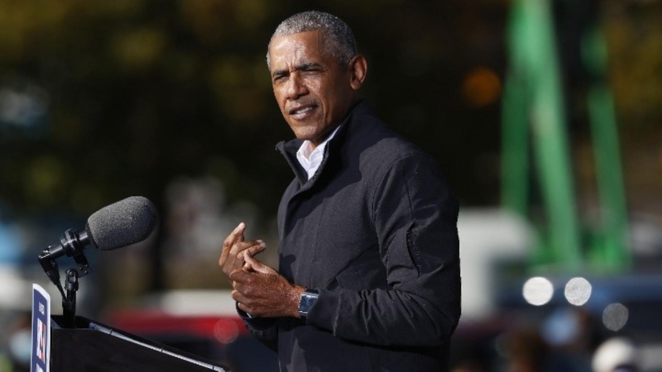 Ο Ομπάμα δίνει έγκριση στον Drake να τον υποδυθεί