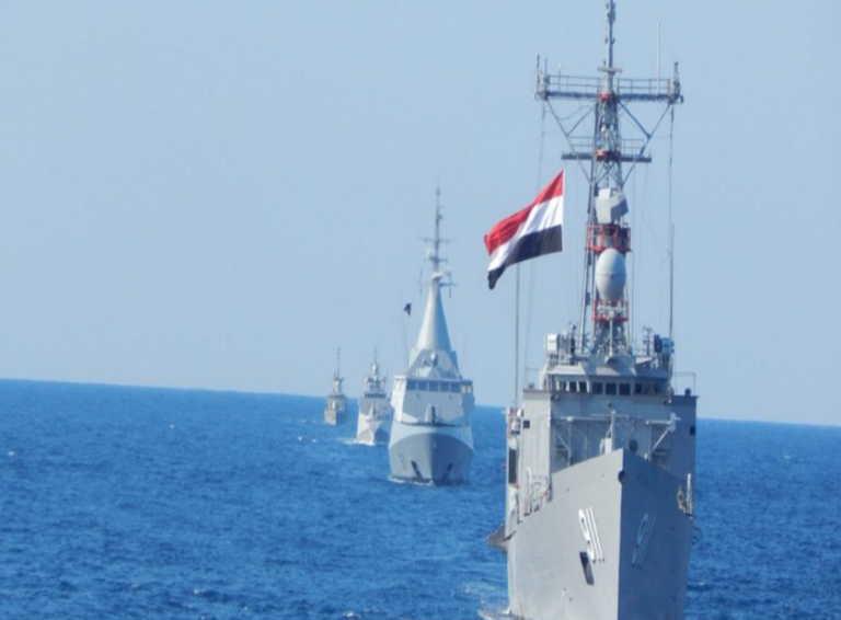 ΓΕΕΘΑ: Εντυπωσιακά πλάνα από τη συνεκπαίδευση του Πολεμικού Ναυτικού με την Αίγυπτο! (pics)
