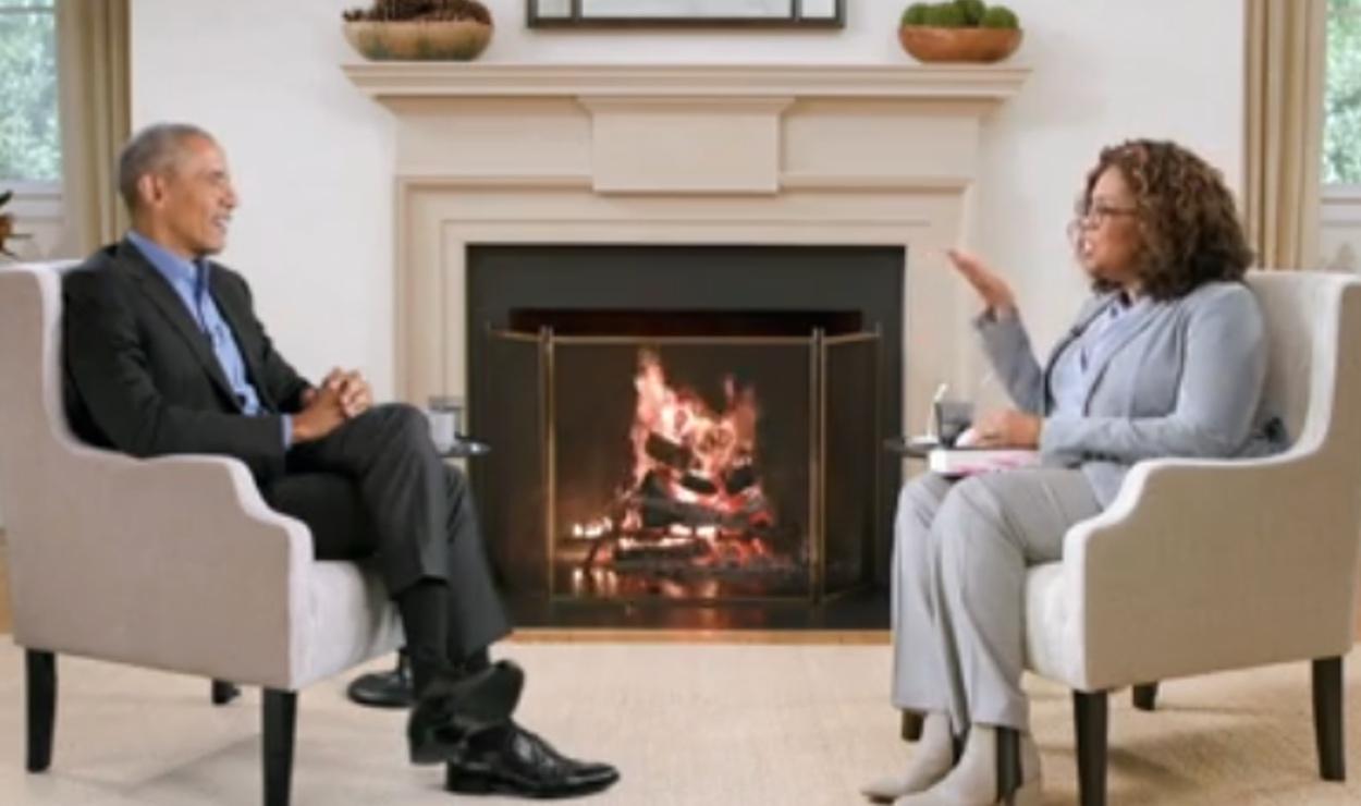 Όπρα και Ομπάμα