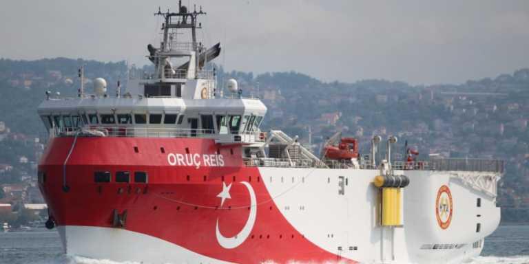 """""""Ικανοποιημένη"""" η Μέρκελ: Η επιστροφή του Oruc Reis στην Τουρκία είναι καλό σημάδι!"""