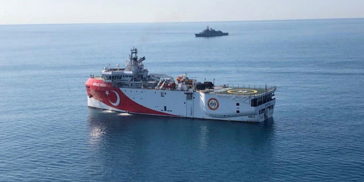 Εξοργισμένη η Τουρκία: Νέα «επίθεση» στην Ελλάδα μέσω «ΜΕΔΟΥΣΑ-10» και Oruc Reis (pics)