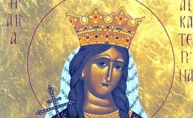 Τί συνέβη όταν η Παναγία εμφανίστηκε στην Αγία Αικατερίνη
