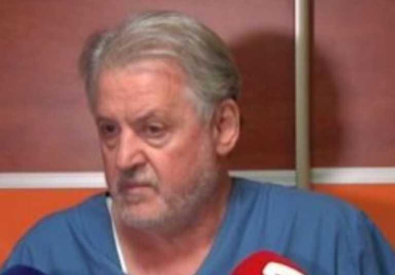"""Διευθυντής ΜΕΘ Παπανικολάου: Δεν γίνεται να """"ανοίξει"""" το lockdown, θα έχουμε εθνική τραγωδία"""