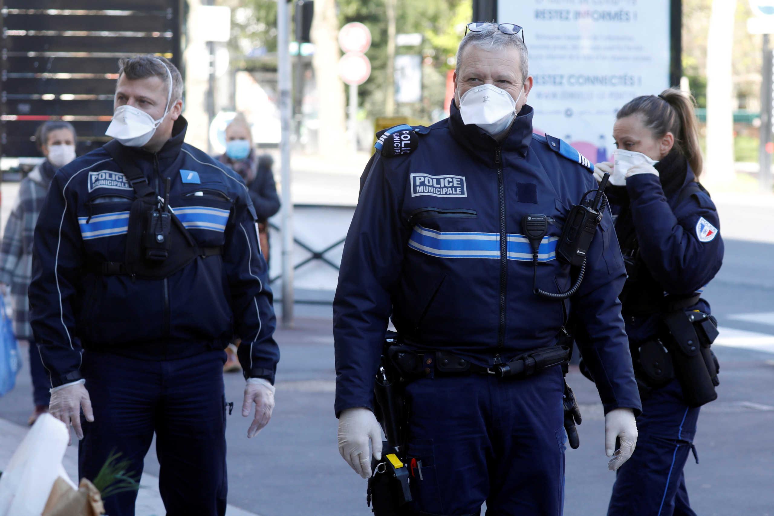 γάλλοι αστυνομικοί