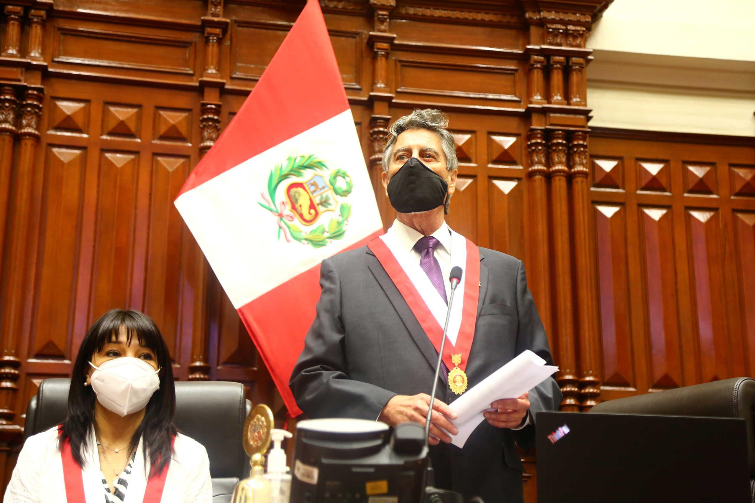Περού: Νέος πρόεδρος ο Μανουέλ Μερίνο (pics)