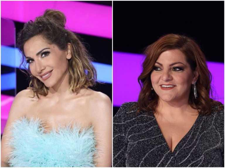 J2US: Με το ίδιο φόρεμα η Δέσποινα Βανδή και η Βίκυ Σταυροπούλου στο 4ο live – Η αντίδραση του Νίκου Κοκλώνη