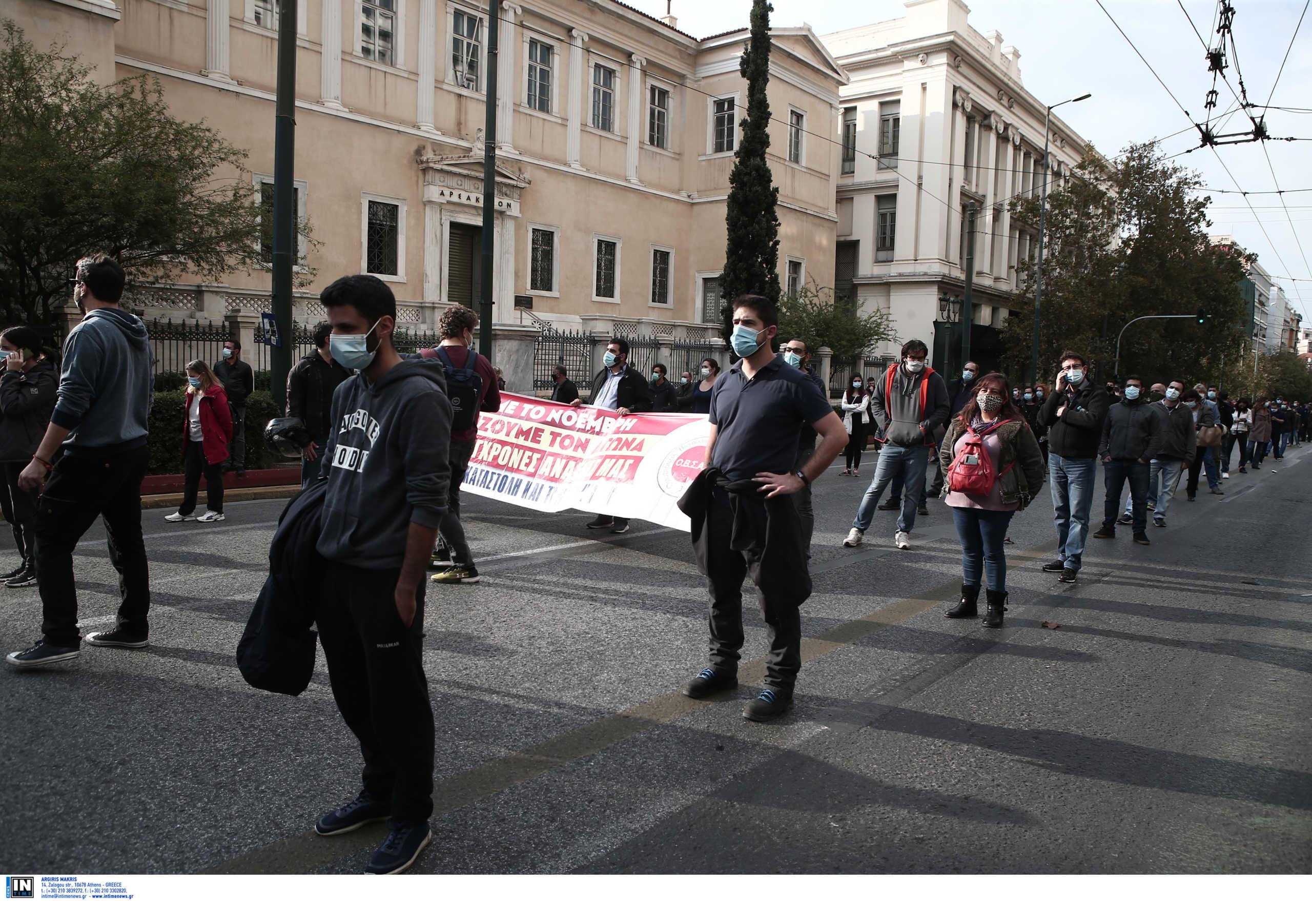 Αντιδρούν ΣΥΡΙΖΑ, ΚΚΕ και ΜεΡΑ25 για την εισαγγελική παρέμβαση για το Πολυτεχνείο