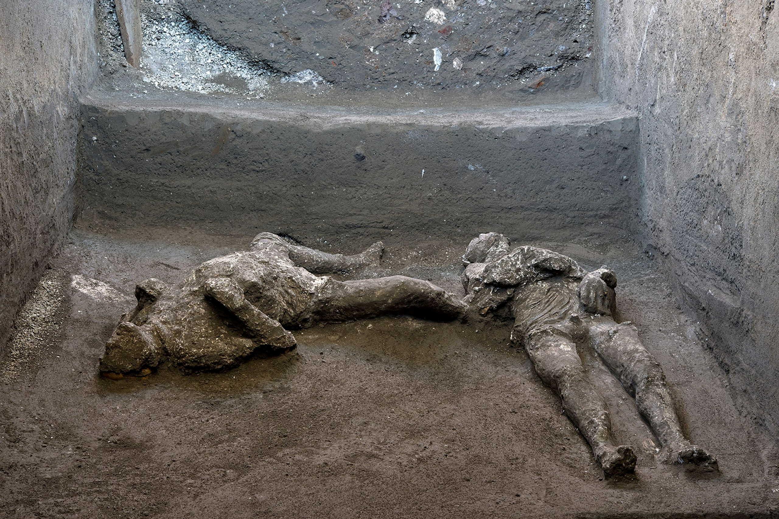 Η Πομπηία λέει ακόμα ιστορίες από την έκρηξη του Βεζούβιου – Η ανακάλυψη που άφησε άφωνους τους αρχαιολόγους (pic)