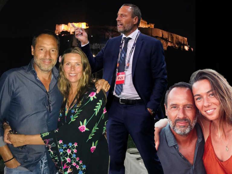 8+1 προσωπικές φωτογραφίες του προπονητή Εθνικής Ελλάδος που βρέθηκε θετικός στον κορονοϊό