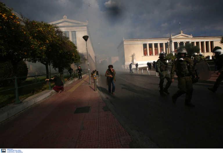 Διευκρινήσεις από υπουργείο ΠροΠο για την παρουσία δημοσιογράφων και φωτορεπόρτερ στις διαδηλώσεις