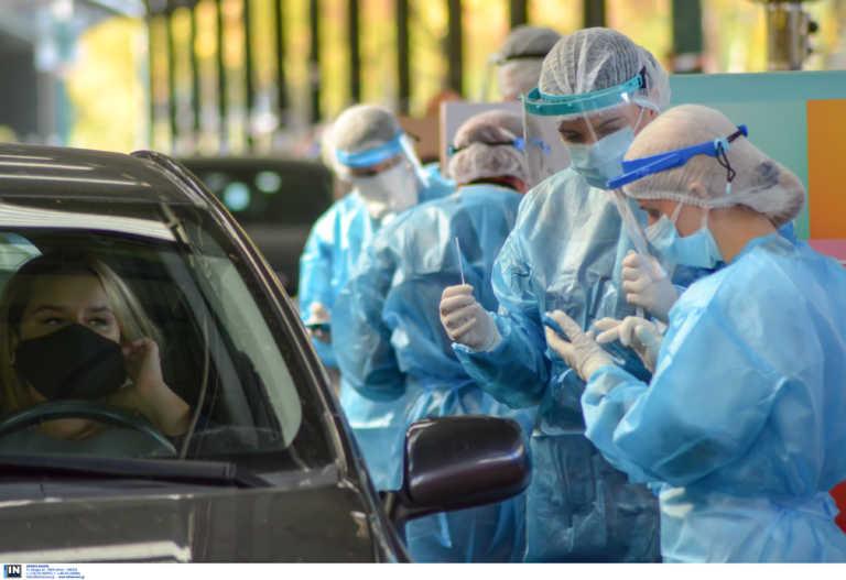 Συνεχίζονται τα rapid τεστ στη Δράμα – Άμεση βοήθεια ζητά το προσωπικό του νοσοκομείου
