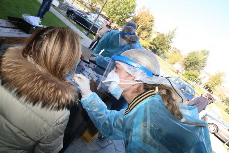 ΕΟΔΥ: Rapid tests στον Κρουσώνα μετά τα 21 νέα κρούσματα κορονοϊού