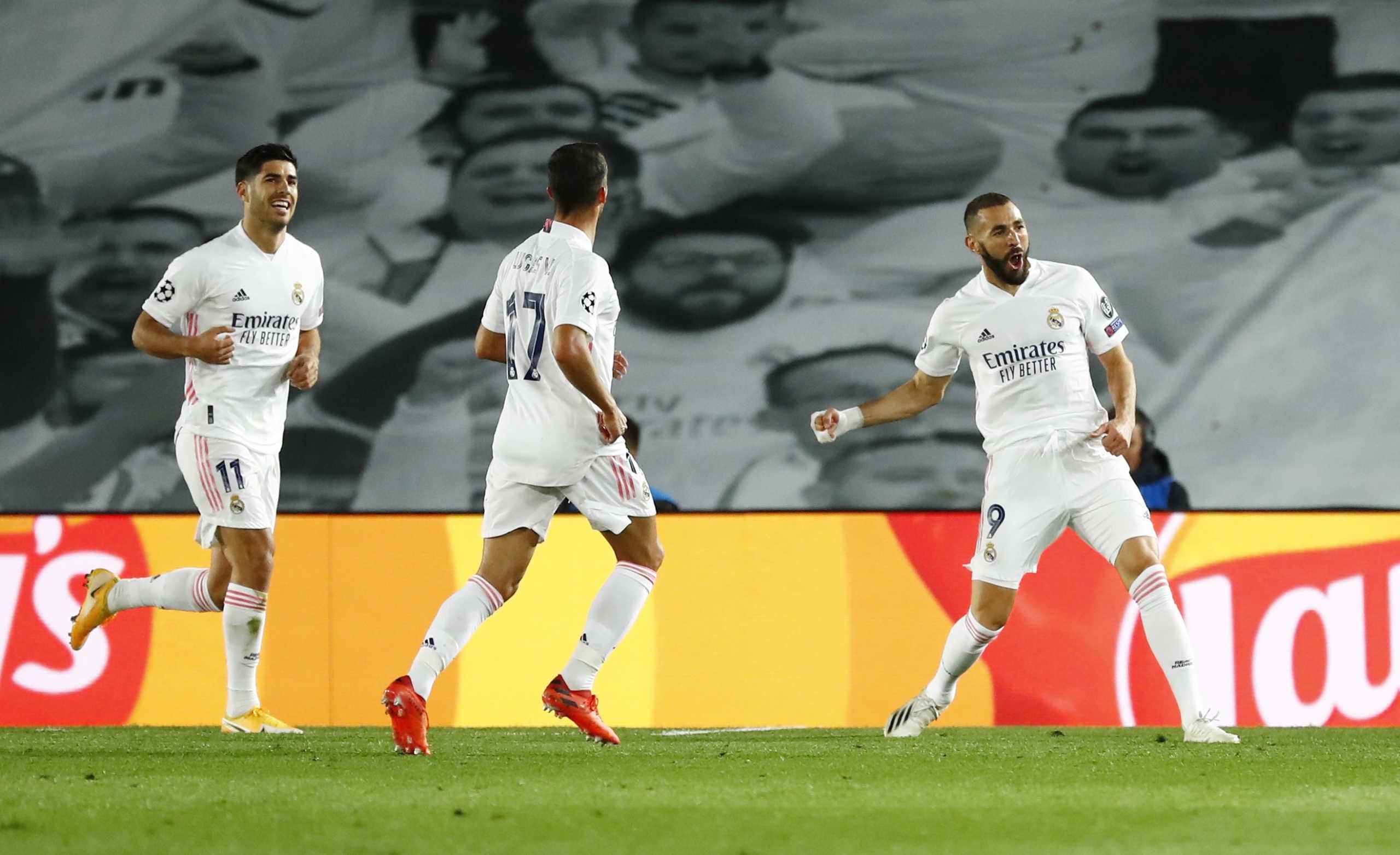 "Champions League: ""Ανάσα"" για τη Ρεάλ Μαδρίτης! ""Λύγισε"" την Ίντερ κι έμεινε ""ζωντανή"" στον όμιλο (video)"