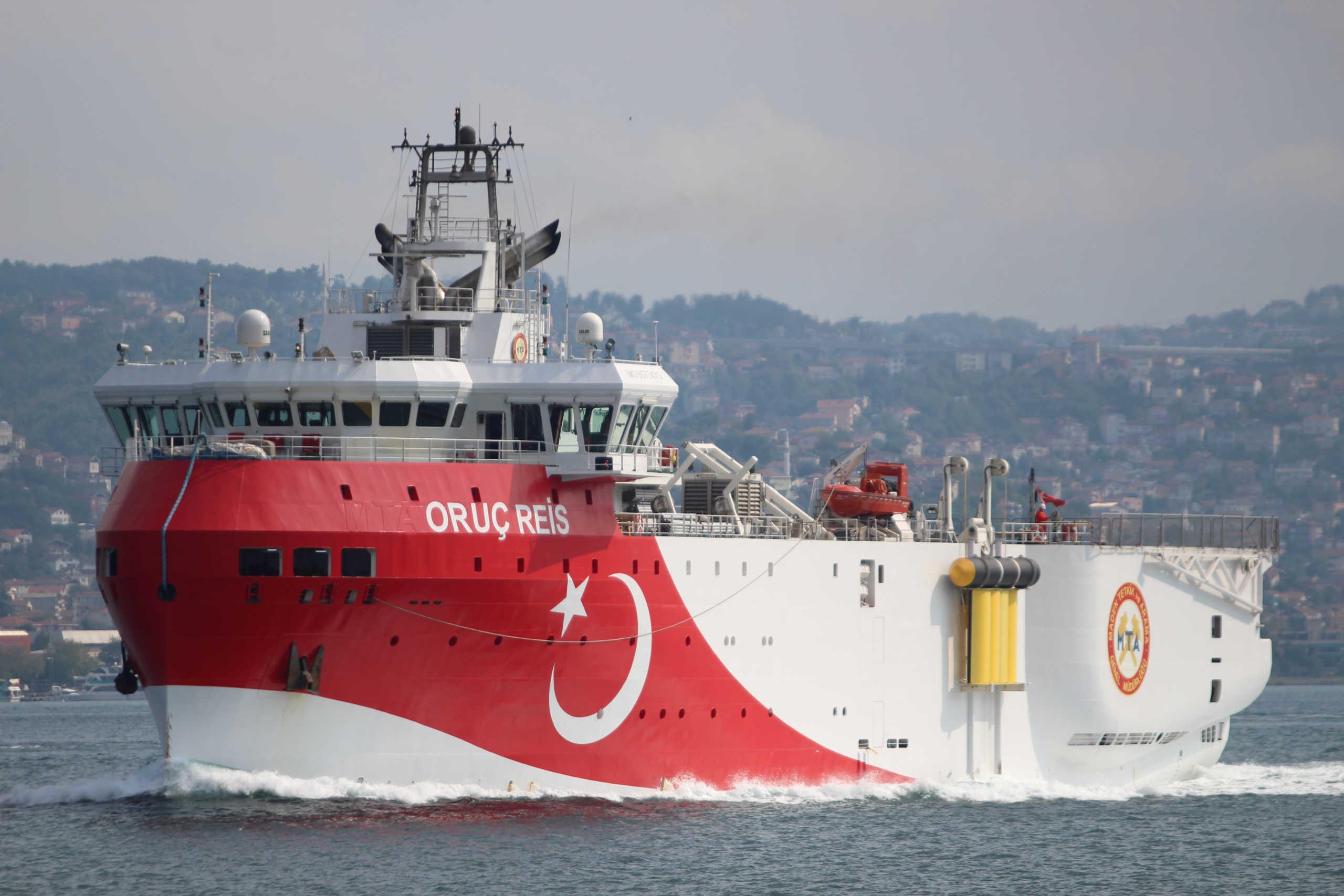 Γερμανίδα υπ. Άμυνας για ελληνοτουρκικά: Να αποφευχθεί μια νέα επιδείνωση στη Μεσόγειο