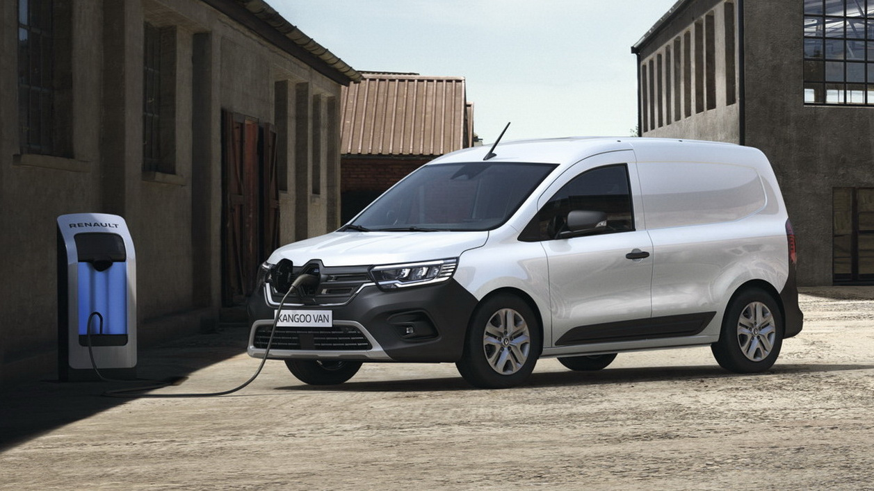 Έρχεται το Renault Kangoo Electric!