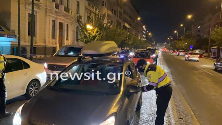 Κορονοϊός: Εκτεταμένοι έλεγχοι τώρα στο κέντρο της Αθήνας – Δείτε LIVE εικόνα
